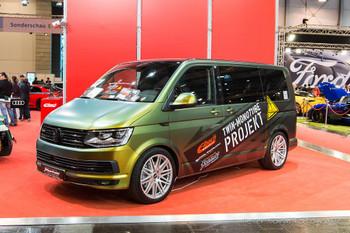 Twin-Adjust-Projekt-Sensitiv Comfort Coilover Kit for VW T5 / T6 Transporter Van