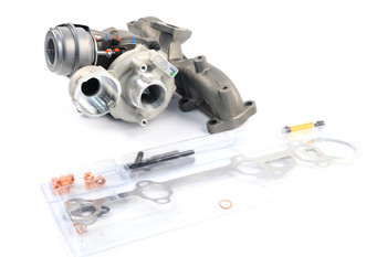 VW Transporter T5 1.9 TDI BV39 Turbocharger AXB / AXC