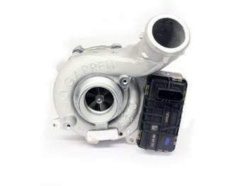 Garrett GTB1756VK Turbocharger with Electronic Actuator (Even)