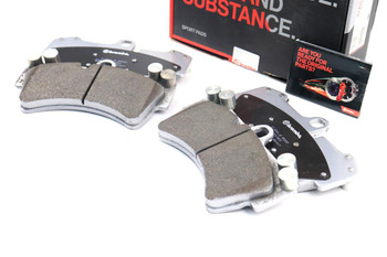 Brembo Sport HP2000 Front Brake Pads for MK5 Platform when fitted with Porsche 6 Pot 18Z Calipers