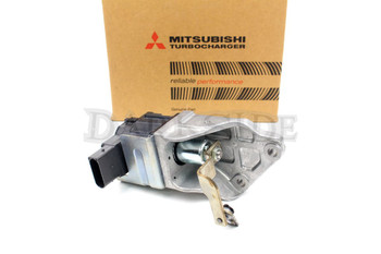 Genuine Mitsubishi Electronic / Vacuum Actuator for BMW N47 Engines