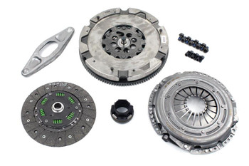 LuK Flywheel & Sachs SRE Performance Clutch Kit for BMW 2.0 Diesel E46 M47N Engines