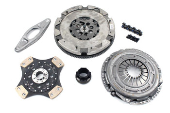 LuK Flywheel & Sachs SRE Performance Clutch Kit for BMW 2.0 Diesel E46 M47N Engines