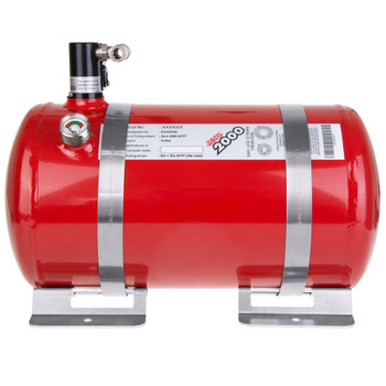 Lifeline Zero 2000 FIA 4.0 ltr Electric Fire Suppression System