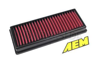 AEM DryFlow Panel Air Filter for Audi B8 Platform Vehicles