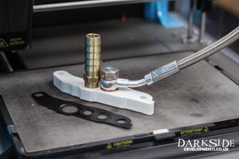 Garrett GTB VZK Oil Return Plate Kit for 3.0TDi Turbo