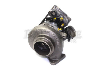 Garrett GTD2872VR Turbocharger Upgrade for Mercedes GT23V