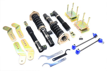 BC Racing Coilovers (BR / RM Series) for VW Caddy 2K - H-41