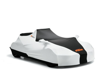 X-BOW PowerParts Indoor Car Cover
