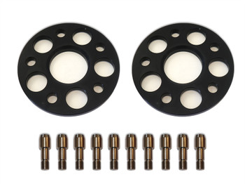 X-BOW PowerParts Wheel Spacers For Central Locking Wheels