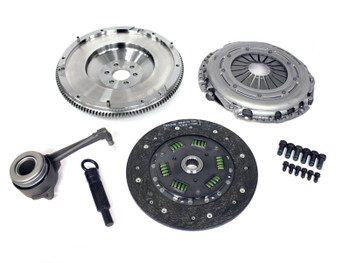 Darkside Billet Single Mass Flywheel (SMF) & Clutch Kit for VW 02Q 6 Speed