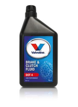 X-BOW PowerParts Valvoline Brake and Clutch Fluid Dot 4