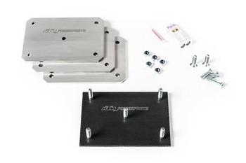 X-BOW PowerParts Ballast-Set - 80mm bolt (5 pcs.)