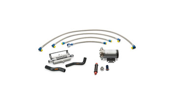 X-BOW PowerParts Racing Gearbox Oil Cooler