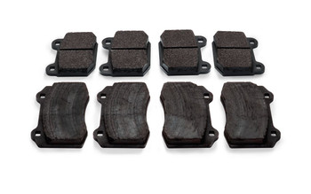 X-BOW PowerParts Racing Brake Pads - Rear