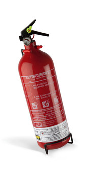 X-BOW PowerParts Handheld Fire Extinguisher