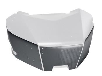 X-BOW PowerParts Guard Foil Set - For crashbox
