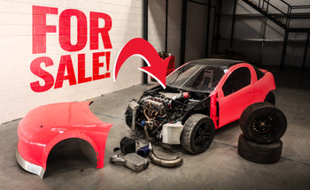 *1000bhp+++ Vauxhall Tigra Drag Car Project