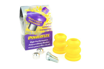 Powerflex Rear Bump Stop Kit for VW Caddy Mk3 / Mk4