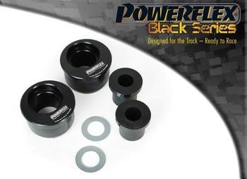 Front Wishbone Rear Bush, Aluminium Outer Caster offset - 2 x PFF5-5303BLK