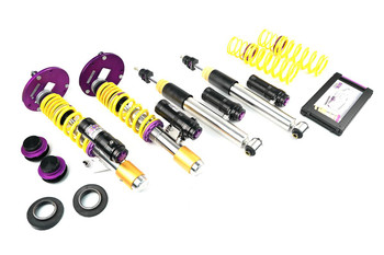 KW ClubSport 2 Way Suspension for BMW 1 / 2 / 3 / 4 F Series with 3 x M10 Bolt Top Mounts