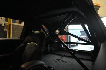 Mini F56 – Bolt In Half Cage