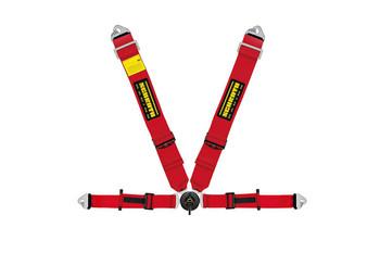 Schroth Profi II ASM Flexi-Belt 4 Point Harnesses - Pair L+R