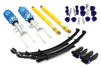 Darkside VW Amarok Bilstein Lowering Kit