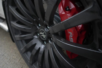3.0 TDI Amarok 390 x 36mm RS Akebono 6 Pot Brake Caliper Upgrade Kit