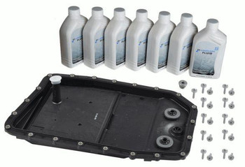 BMW 6HP26 / 6HP28 / 6HP32 ZF Gearbox Service Kit with Oil