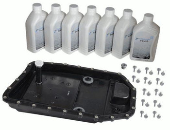 BMW 6HP19 / 6HP21 ZF Gearbox Service Kit with Oil