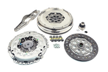 Genuine BMW Flywheel & LuK Clutch Kit for BMW B47 / B47B Engines