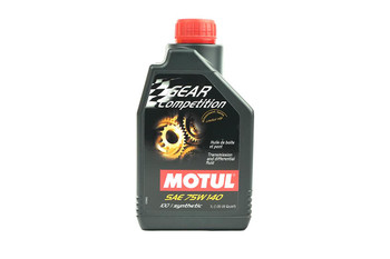 Motul GEAR Competition 75W-140 Fully Synthetic Gearbox & LSD Oil