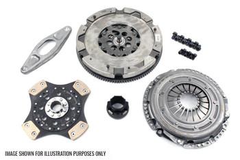 BMW 525d M57N / N2 LuK Dual Mass Flyhweel & SRE Performance Clutch Kit