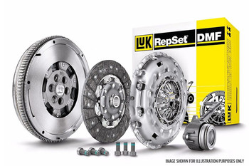 LuK Dual Mass Flywheel and Clutch Kit for Mk7 Platform WITH Stop Start