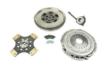 LuK Dual Mass Flywheel and SRE Performance Clutch Kit for Mk7 Platform