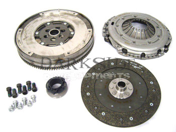 LuK Dual Mass Flywheel and SRE Clutch Kit for Audi A4 / A6 2.5 TDI V6