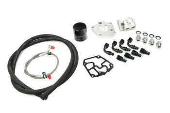 Darkside Oil Filter Relocation Kit for 1.9 TDI PD Engines