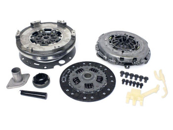 LuK DMF and Clutch for Audi B8 3.0 TDI - VIN from 8A021001 / 8N007501