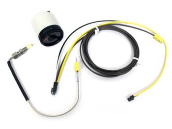 """2"""" Hewitt Industries 0-2000ºF EGT Temperature Gauge / Pyrometer"""