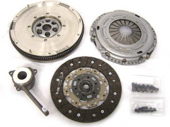 Sachs 1.9 TDi 6 Speed 02M Dual Mass Flywheel and Clutch Kit