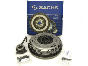 Sachs Dual Mass Flywheel and Clutch Kit for 2.0 TDi 6 Speed 02Q Common Rail Vehicles
