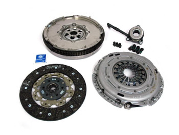Sachs 2.0 TDi 6 Speed 02Q Dual Mass Flywheel and Clutch Kit for PPD170 & CR170