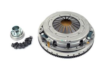 Land Rover Defender TD5 Steel Flywheel and Heavy Duty Clutch Kit
