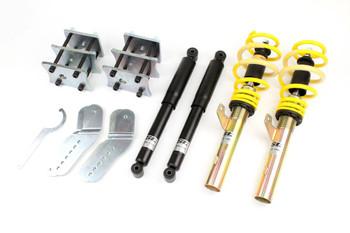 ST Suspension ST X Lowering Coilover Kit for VW Caddy 2K - Mk3 / Mk4 Van Lowering Kit