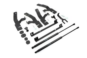 Volkswagen Amarok Bonnet Gas Strut Conversion Kit