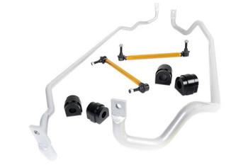 Whiteline Anti Roll Bars for BMW 1 Series E8x & 3 Series E9x