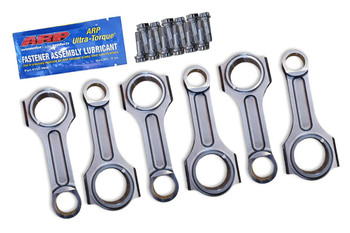 BMW M57 6 Cylinder Performance Connecting Rods with ARP Rod Bolts