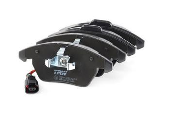Mk5 / Mk6 Golf Platform & Mk5 Ibiza Platform Front Brake Pads