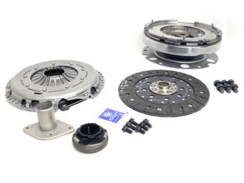 Sachs DMF and Sachs SRE Clutch Kit for 2.0 TDi Audi B8 Platform